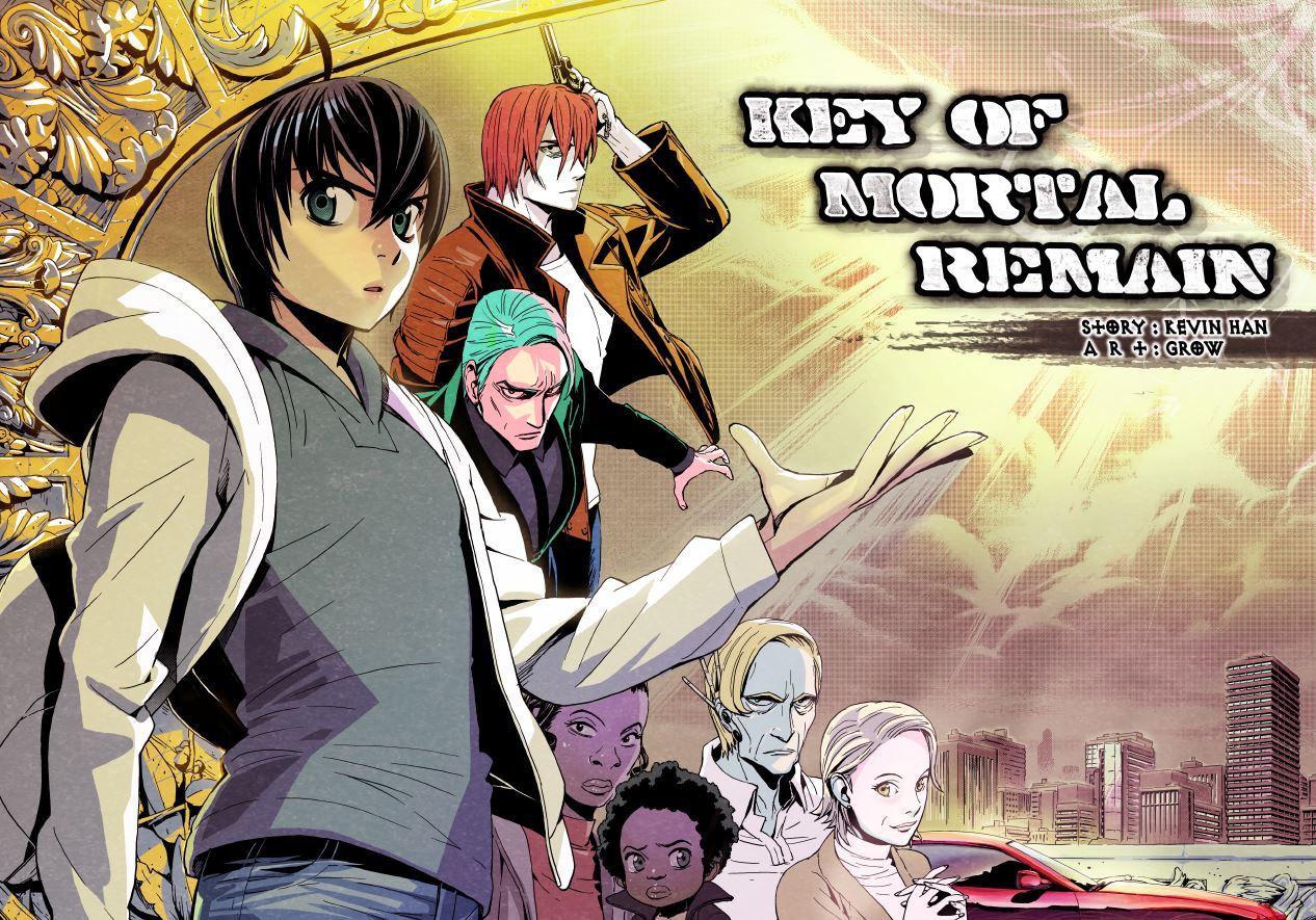 Key of Mortal Remain