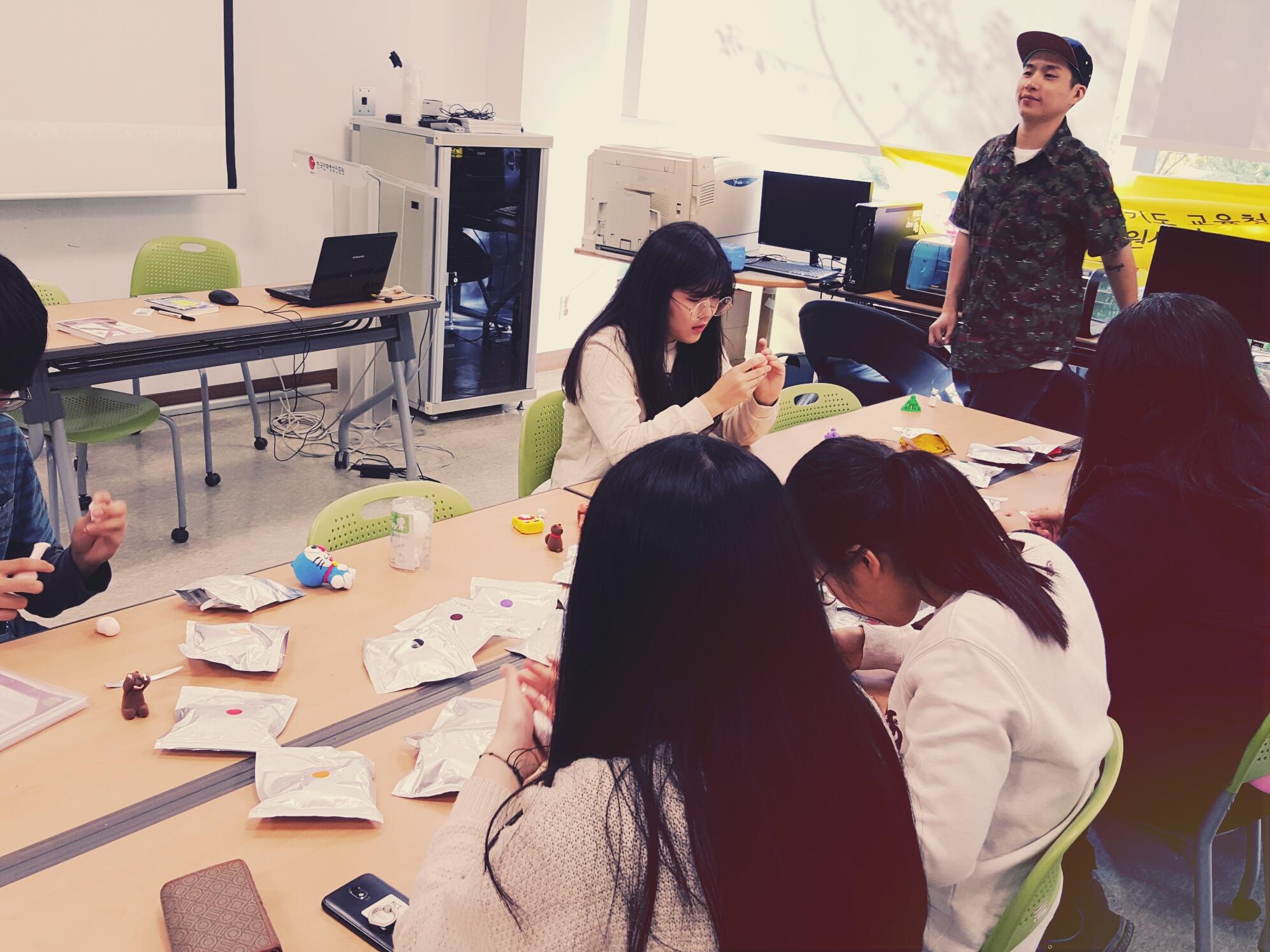 무한상상실 완전정복! 만화스토리텔링_청소년부 3기 (10/24)